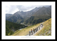 Chris Froome 2015 Tour de France French Alps Cycling Photo Memorabilia (008)