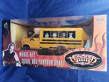 ACTION MUSCLE MACHINES MONSTER GARAGE  *SKOOL* BUS PONTOON BOAT TACKLE BOX FORD