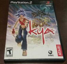 Kya: Dark Lineage (Sony PlayStation 2, 2003) Complete
