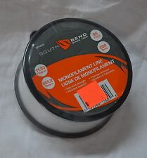 South bend monofilament line 25 lbs (220 yards ) # m1425  (store#bte15)