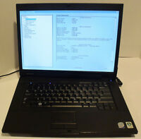 Dell Latitude e5500 15.4'' Notebook (Intel Core 2 Duo 2.00GHz 4GB) BROKEN AS IS