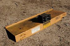 NOISE INSULATOR ENGINE COVER (BROWN CAB) - CASE 1840 SKID STEER