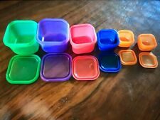 21 Day Fix Diet ~ Portion Control Container w-Lids