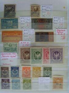 Russland    Sammlung Lot aus Nachlass     487