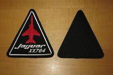 SEPECAT RAF Jaguar GR.1 XX764 Embriodered patch hook/loop backed 226OCU aircraft