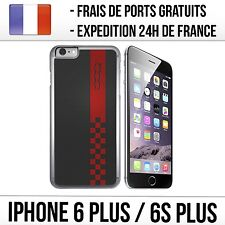 Coque iPhone 6 PLUS et 6S PLUS - Fiat 500