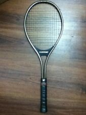 DUNLOP JOHN McENROE Signature MID SIZE Aluminum COLLECTABLE Tennis Racket 4-5/8""