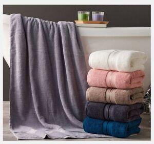 Egyptian Cotton Bath Towel Luxury Towels Bathroom Face Bath Towel Set SPA Towel