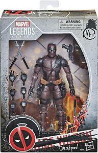 MARVEL LEGENDS X-Men Deadpool 2 Movie Amazon Exclusive 'Dusty' Premium Ver. MISB