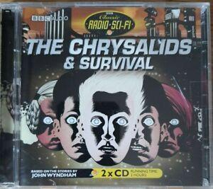 BBC Classic Radio Sci-Fi Chrysalids & Survival CD Audio Book