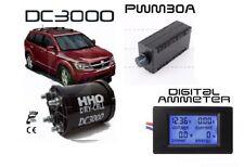 KIT HHO PER MOTORI 3400CC + AMPEROMETRO + PWM 30A