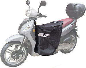 PUIG COPRIGAMBE SCOOTER NERO