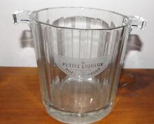 Moet & Chandon Champagne Bucket for Petite Liqueur 12.5cm wide 13cm tall
