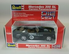Revell 1:24 Mercedes 300 SL Carrera Panamericana BLACK NIB #6 Item #8606