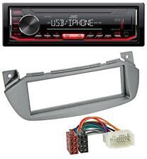 JVC 1DIN AUX USB MP3 Autoradio für Nissan Pixo UA0 09-13 Suzuki Alto GF 09-15
