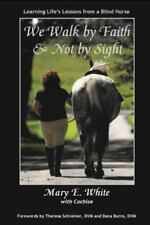 We Walk by Faith and Not by Sight: Learning Life's Lessons from a Blind Horse by
