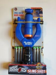 Darts Pull Back SLing TOYS AIR WARRIORS REFILL PACK SUCTION DARTS FREE SHIP