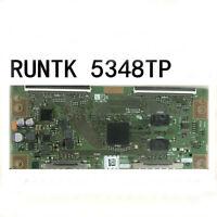 New Original CPWBX RUNTK 5348TP ZA ZC T-Con Board SONY 5348TP ZA for SHARP