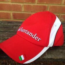Chapeaux rouge Ferrari pour homme