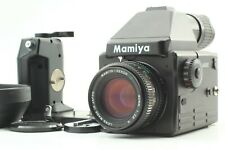 【Body MINT】 Mamiya 645E w/ Sekor C 80mm f2.8 N Lens w/ Grip From Japan #929