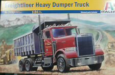 NEW IN BOX-FREIGHTLINER HEAVY DUMPER TRUCK-NO:3783 -1:24 SCALE -34.2CM-FREE POST
