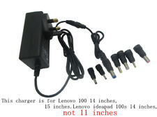 UK Wall Plug Power Charger for Lenovo ideapad 100-15IBY-80mj model PA-1450-55LK