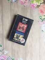 ZZ Top -Two Hit Albums On One Cassette Degüello & El Loco