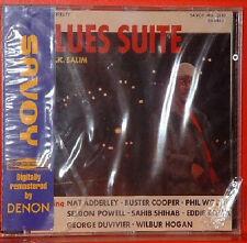 A.K. SALIM - BLUES SUITE - Rare CD SAVOY DENON Sealed