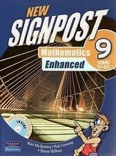New Signpost Mathematics 9: Stage 5.1-5.3 Enhanced by Steve Wilkes, Rob...