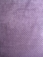 "PIQUE SOFA ""STRETCH"" COUCH SLIP COVER----PURPLE---- PICK FROM 10 COLORS"