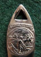 Sterling  Souvenir Spoon  Minnesota 1950's