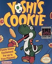 Yoshi's Cookie (Game Boy) Color Advance SP