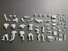 Warhammer 40k Space Marines Land Speeder Storm Crew / Accessories Bits