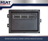 Lincoln Continental ECM ECU PCM  Repair /& Return  Lincoln ECU Repair
