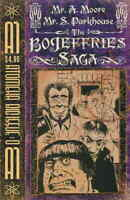 A1 Bo Jefferies Saga Alan Moore Steve Parkhouse Dave Gibbons Ted McKeever HTF NM
