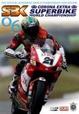 World Superbike Review 2006 Digital Versatile Disc DVD Region 2 F