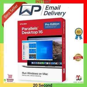 🔥Parallels Desktop Business Edition 16 for MAC-LIFETIME🔥【INSTANT DLVR 20S】