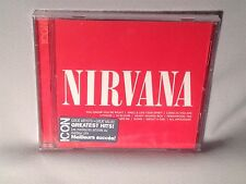 CD NIRVANA Icon Greatest Hits NEW MINT SEALED