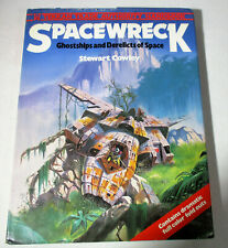 EX+  Spacewreck Ghostships & Derelicts of Space TTAH Stewart Cowley Tony Roberts