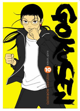 manga Gokusen Tome 10 Seinen Josei Kozueko Morimoto Kaze ごくせん Comédie GTO rare