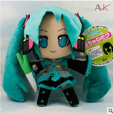 "New Hatsune Miku 10"" Vocaloid Cute Soft Plush Doll Toy"