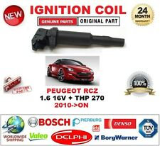 Premium Ignition Coil Pack Set for Peugeot RCZ 1.6 01//10-Present