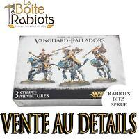 Warhammer Age of Sigmar-Stormcast-Vanguard/Palladors-Rabiots-Bitz-Sprue