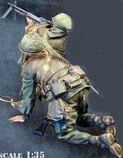 1/35 Resin Vietnam War US Machine Gun Team Unpainted unassembled