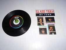 Glass Tiger - My Town (1991) Vinyl 7` inch Single Vg +
