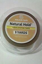 """Walker naturale Blocco NASTRO ROTOLO PER usura quotidiana (dimensioni 1/2"""" x 3 Yards)"""