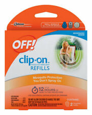 OFF  Clip On  Insect Repellent Refill  Cartridge  For Mosquitoes 1.6 oz.