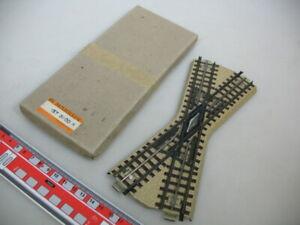 X889-0, 5 # Märklin / Marklin H0 Cruce 3600K Muy Buen + Box Para 800