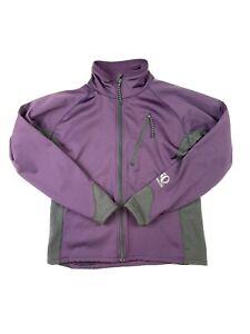 pearl izumi Womens Size Medium Full Zip Cycling Jacket Purple