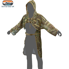 VIPER CAMO CONCEALMENT VEST GHILLIE SUIT SNIPER CAMOUFLAGE HUNTING ARMY